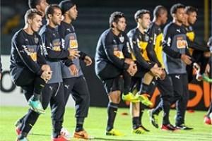 Libertadores: Atlético joga nesta quinta na Colômbia, às 23:00