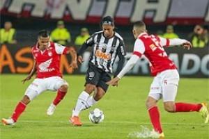 Libertadores: Atlético empata e está nas oitavas de final