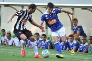 Minas: Atlético e Cruzeiro ficam no zero a zero