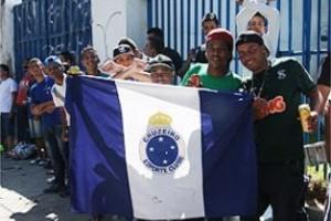 Libertadores: Cruzeiro em busca da classificação em casa