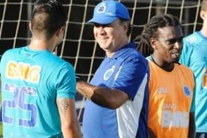 Brasileirão: divulgada lista do Cruzeiro para jogo contra o São Paulo