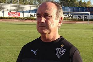 Brasileirão: Levir Culpi é apresentado ao Atlético