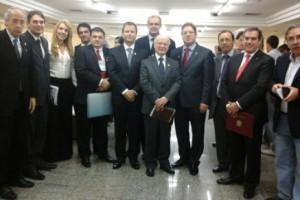 Juiz de Fora: Diretoria da OAB Manhuaçu presente no Congresso Nacional da Ordem
