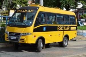 """Manhuaçu: ônibus do programa """"Caminho da Escola"""" chega ao município"""