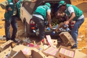 Espera Feliz: Polícia Rodoviária realiza operação conjunta com o IMA