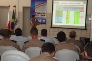 São José do Mantimento: PM promove encontro com autoridades para melhorias na segurança pública