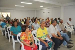 Manhuaçu: Coamma recebe vereadores e secretário de obras
