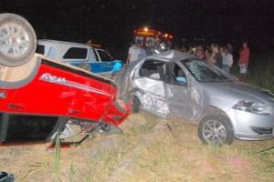 Martins Soares: Mulher morre em acidente na BR 262