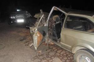 Divino: acidente envolve dois carros na MG 265. Vários feridos