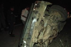 Santa Rita de Minas: aposentado morre em acidente na BR 116