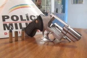 Inhapim: menor de 16 anos mata amigo com disparo acidental