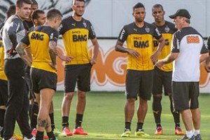 Brasileirão: Atlético quer voltar a vencer na competição