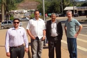 Manhuaçu: DNIT anuncia três passarelas para a BR 262