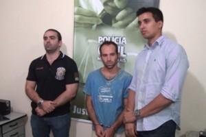Caratinga: PC prende foragido no Rio de Janeiro. Acusado de homicídio e vários crimes