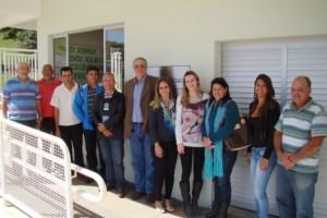 Matipó: CMS Manhuaçu visita CAPSi para conhecer unidade referência