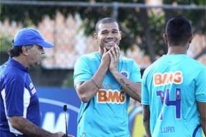 Brasileirão: Cruzeiro enfrentará o Atlético com time reserva