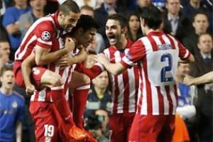 Atlético de Madrid na decisão da Liga; Corinthians segue na Copa do Brasil; Vasco vence…