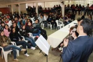 """Manhuaçu: Ex-Polivalente recebe projeto """"OAB vai à Escola"""""""