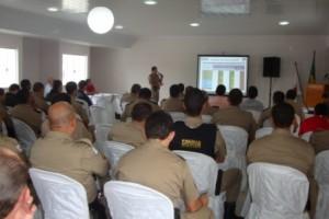 Caiana: PM promove encontro para melhorias na Segurança Pública