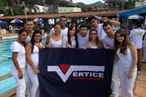 Matipó: alunos de educação física da Univértix participam de Copa, em Carangola