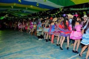Matipó: Univértix e CEM promovem festa junina