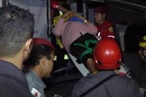 Caratinga: engavetamento mata motorista de ônibus na 116