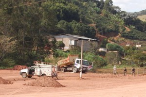 Santa Margarida: choque elétrico mata motorista de caminhão na Agrovila