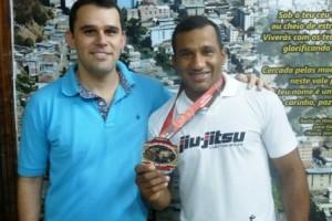 Esporte: Manhuaçuense é campeão do mundo em jiu-jitsu