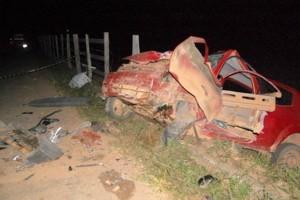 Divino: acidente com uma vítima fatal. Vários feridos