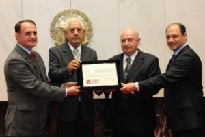 Belo Horizonte: HCL é homenageado pela Assembleia Legislativa de Minas