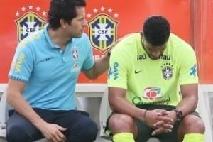 Copa do Mundo: Seleção Brasileira treina sem Hulk. México é o adversário desta terça
