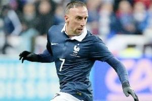 Copa do Mundo: Ribéry é cortado da seleção da França