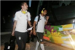 Copa do Mundo: Seleção Brasileira em Fortaleza. México é o adversário de terça-feira