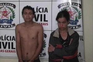 Inhapim: casal acusado de matar idoso é preso