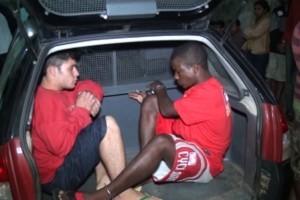 Inhapim: Polícia prende envolvidos no assalto a um banco da cidade