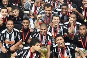 Recopa: Atlético fatura um mais título inédito. Foi no sufoco