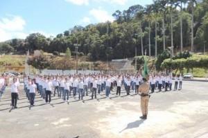 Manhuaçu: Solenidade de Compromisso à Bandeira Nacional será na sexta, 11/07