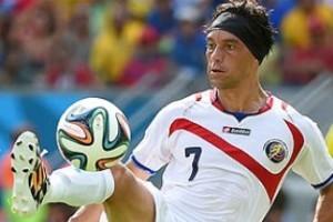 Atlético: meia da seleção da Costa Rica pode se reforço