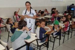 Educação: CEM incentiva alunos a manterem boa saúde bucal