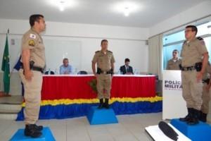Matipó: Pelotão da Polícia Militar tem novo comandante