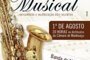Manhuaçu: Concerto Musical marca atividades do 51º aniversário do 11º Batalhão