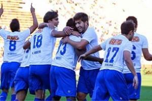 Brasileirão: em dois minutos Cruzeiro derrota Palmeiras