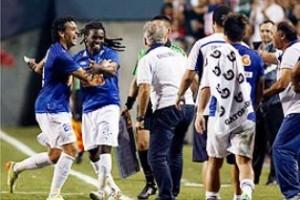Minas: Cruzeiro encerra excursão com golaço de Gourlart; Atlético na Argentina para Recopa