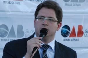 Manhuaçu: Dr. Alex Barbosa é reeleito presidente da OAB