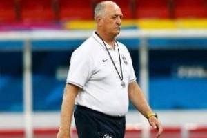 Felipão não comanda mais a Seleção Brasileira