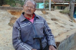 Divino: homem de 103 anos vive no distrito de Carangolinha