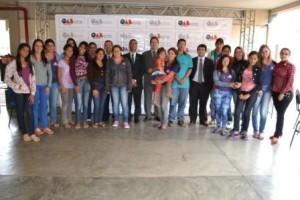 """Santana do Manhuaçu: Escola Estadual recebe projeto """"OAB vai à Escola"""""""