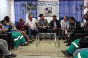 Manhuaçu: servidores do SAMAL ainda não receberam os salários. Quem é o responsável?