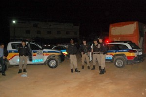 Santo Amaro de Minas: presos outros dois homens que trocaram tiro com a PM