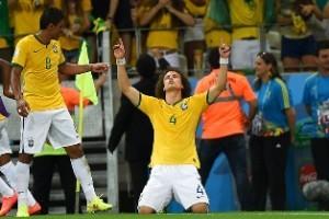 Copa do Mundo: Brasil vence Colômbia e está nas semifinais da Copa